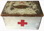 Box, Red Cross; 000/074