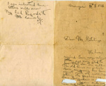 Letter; Cicilie Yoshpe; 2 March 1918; 000/196s