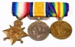 Medals - 'Trio'; 005/075b