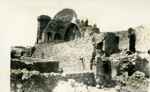 "Photograph: ""Crusader's Church, Khan Yunis""; c. 1917; 018/004k"