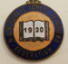 NSW Teachers' Federation Badge, 1920