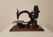 Sewing machine; J. Silberberg; c. 1870; 000/259