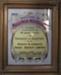 Certificate of Appreciation; 1955; 500/013