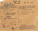 Leave Pass, A.I.F.; 27.11.1919; 000/196e
