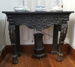 Table, Console; c 1850; 000/368