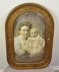 Portrait, Brown Family - 1; 007/067