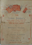 The British Soldier's English, Arabic & French Pocket Guide; 000/196g