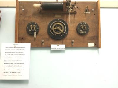 Faradic Stimulator ; 9