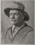 Man's Portrait; Anthony DATTILO-RUBBO, 1870-1955; n.d.; 1943_1