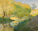 Golden Willows; Julian ASHTON, 1851-1942; 1907; 1934_10