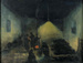Night at the Guardhouse; Sali HERMAN, 1898-1993; 1944; 1944_73