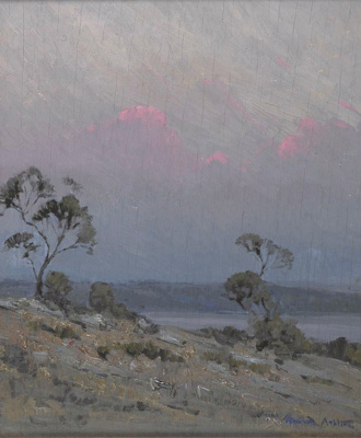 Dusk; Howard ASHTON, 1877-1964; 1938; 1938_63