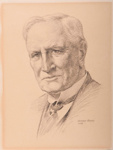 Portrait of J.C. Ludowici [Sydney merchant]; Norman CARTER, 1875-1963; 1936; 1936_54