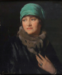 The Green Turban; George BELL, 1878-1966; 1926; 1935_4