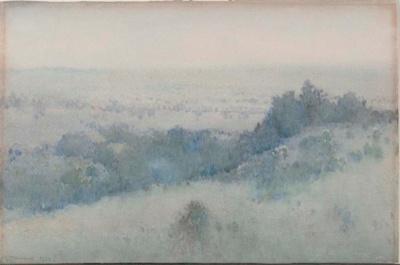 Rain and Mist; Alexander McCLINTOCK, 1869-1922; 1921; 1936_26