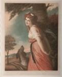 Lady Hamilton; Arthur L. COX, After, ROMNEY; (1926); 1933_48