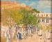 A Market in the Desert; Emmanuel PHILLIPS FOX, 1865-1915; n.d.; 1934_8