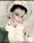 Spring Hat; Dorothea JOHNSTON, 1892-1980; 1943; 1943_27