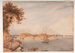 Garden Island, Sydney Harbour; W.B. BARKER, 1859-1886; 1853; 1939_104