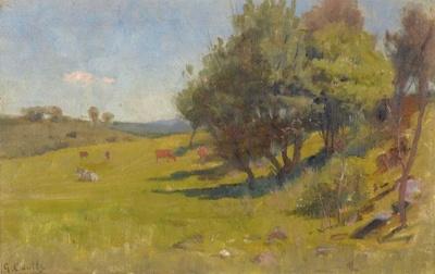 Summer; Gordon COUTTS, 1869-1937; n.d.; 1939_128