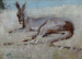 Resting Kangaroo; Harry GARLICK, 1877-1910; 1902; 1938_6