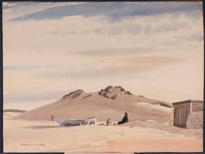 Beach Dune; Ronald Hewison STEUART, 1898-1988; 1936; 1937_10