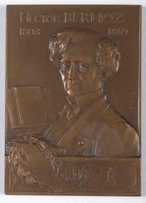 Hector Berlioz; G. DUPRÉ, 1869-1909; n.d.; 1941_37