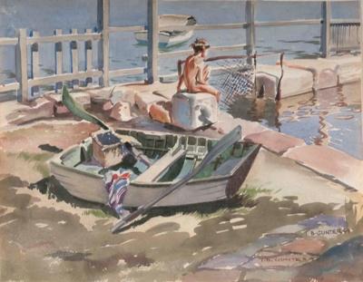 Summer; T.B. GUNTER; 1943-4; 1944_51