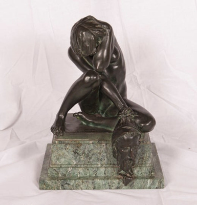 Salomé (also known as Nymph and Faun); G. Rayner HOFF, 1894-1937; 1938; 1938_97