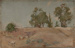 Landscape with Goats; Percy LEASON, 1889-1959; 1914; 1942_18