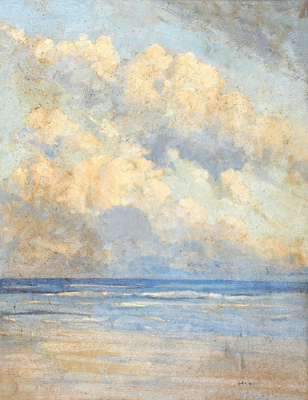 Afternoon Sky; Howard ASHTON, 1877-1964; 1938; 1938_62