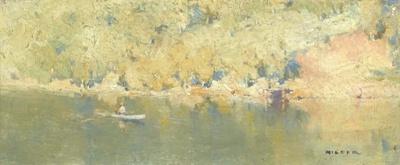Foley's Bay; Jesse Jewhurst HILDER, 1881-1916; 1912; 1948_9