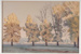 Aspens at Sunrise; Harry DANGAR; 1933; 1933_33