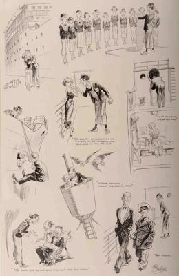 But is it Cricket?; Ted SCORFIELD, 1882-1965; (1936); 1937_20