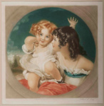 Nature (the Calmody Children); Arthur L. COX, After, Thomas LAWRENCE; 1927; 1933_51