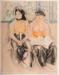 Two Chinese Women; Alix AYME, 1894-1989; 1938; 1943_20