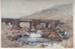 Pont y Garth, North Wales; Sydney LONG, 1871-1955; -1915; 1939_106