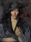 Equestrienne; H.A. HANKE, 1901-1989; 1944; 1945_30