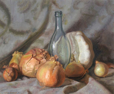 Onions; Clive WILBOW, 1908-1976; 1934; 1934_47