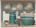 Crockery Cupboard; G.K. TOWNSHEND, 1888-1969; 1942; 1942_54