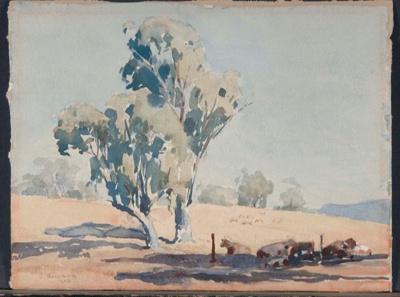 Midday Heat; John SALVANA, 1873-1956; 1938; 1938_81