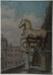 Bronze Horses, St. Marks Venice; Edith CUSACK, 1865-1941; n.d.; 1939_120