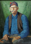 Old Sea Dog; Anthony DATTILO-RUBBO, 1870-1955; n.d.; 1939_73