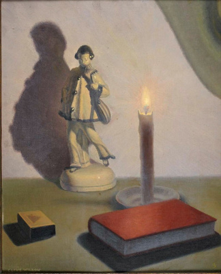 Candlelight; Clive WILBOW, 1908-1976; 1935; 1936_4