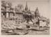 Burning Ghat, Benares; Lionel LINDSAY, 1874-1961; n.d.; 1938_92