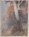 Aboriginal Hunting Kangaroos; B.E. MINNS, 1864-1937; 1918; 1941_19