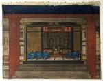 Buddhist Temple, Kyoto; Paul HAEFLIGER, 1914-1982; 1933; 1939_124