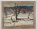 The Village Winter (1950s?); Harry Leith-Ross; 0000-0043-U
