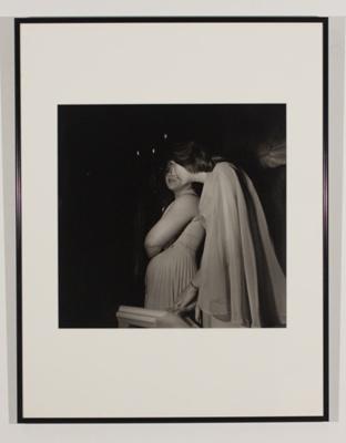Making Out, 1957-1980: Two Women, Debutante Ball, Hotel Pierre, NYC; Larry Fink; 1998-0013-U