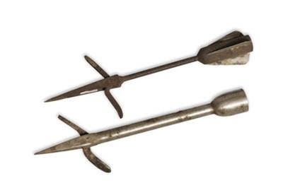 Fishing Harpoons; c1960s; CH7 & CH8